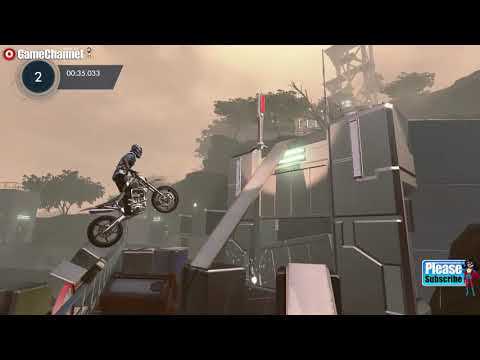 connectYoutube - Trials Fusion Awesome Level Max Edition / Impossible Motor Bike Stunt Games / Gameplay Video #4