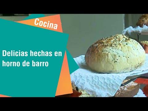 Delicias hechas en horno de barro | Cocina