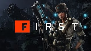 Evolve: Refueling Tower Revealed - IGN First