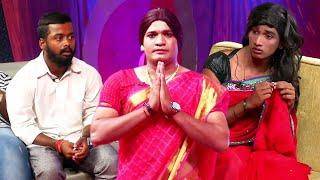 Kiraak Boranada Hilarious Skit - Jabardasth Prasad &  Balveer Singh Performance - Kiraak Comedy Show - MALLEMALATV
