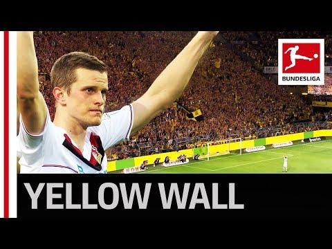 Dortmund-Fans Celebrate Prodigal Son Sven Bender