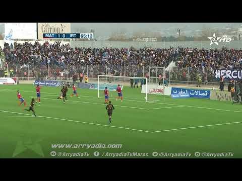 المغرب التطواني 1-1 إتحاد طنجة هدف عبدالكبير الوادي