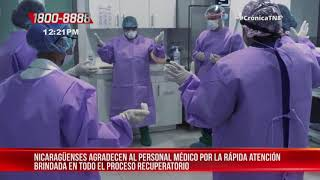 Más nicaragüenses le ganan la batalla al coronavirus - Nicaragua