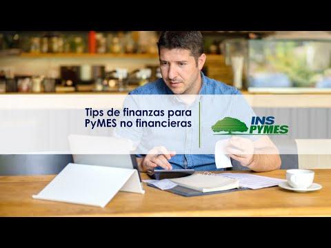 Tips de finanzas para pymes no financieras
