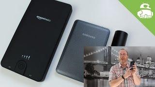 Can a 3000 mAh power bank charge a 3000 mAh phone? - Gary explains