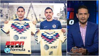 El América se refuerza con Luis Fuentes y Alonso Escoboza para el Clausura 2020 | Radio Formula
