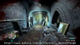 Wolfenstein Walkthrough - Mission 7: Castle Part 3